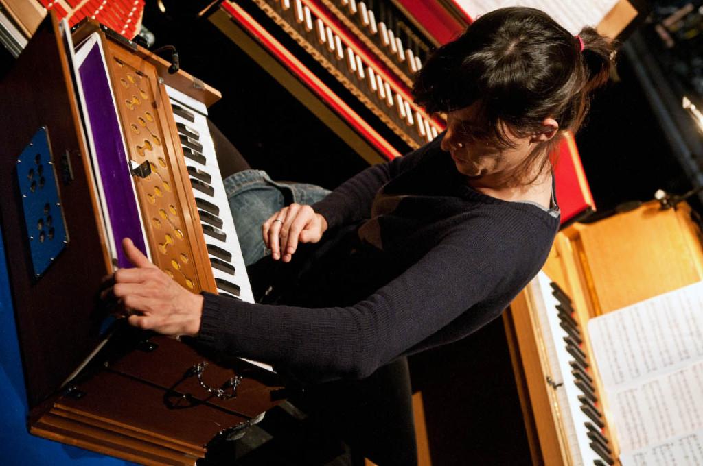 Klavier, Cembalo, Glockenspiel, Wurlitzer – ein Welt aus schwarzen und weißen Tasten